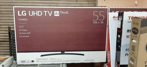 TV LED Smart LG full UHD 4k de 55