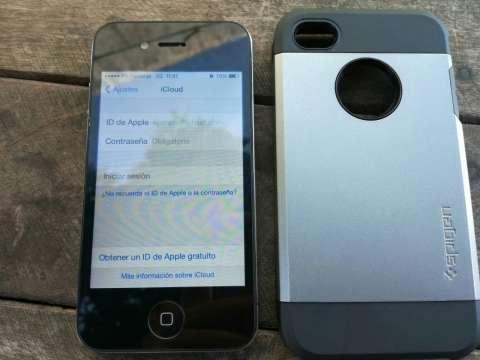 IPhone 4 normal de 32 gb libre de icloud