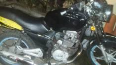 Moto Taiga motor 200 cc de Leopard Kalahari