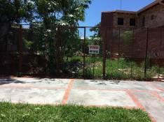 Terreno en Fernando de la Mora zona Sur