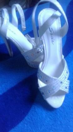 Sandalia calce 39