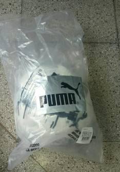 Pelota Puma original de Olimpia