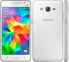 Samsung Galaxy Grand Prime con estuche protector y Glass protector