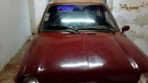 Toyota Stalet 1979 4 puertas con documentos