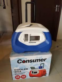 Conservadora con Parlante Bluetooth Consumer Cooler Box