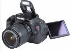 Camara Fotografica Canon EOS Rebel T3i