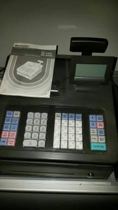 Caja Registradora Electrónica