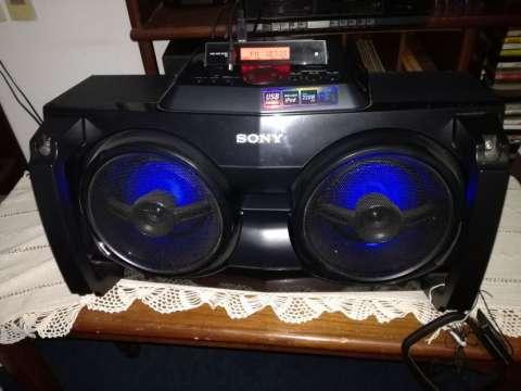 Equipo de sonido Sony Portátil
