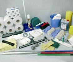 Productos de limpieza institucional
