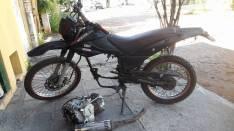 Moto Dkar 150