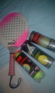 Raqueta para tenis