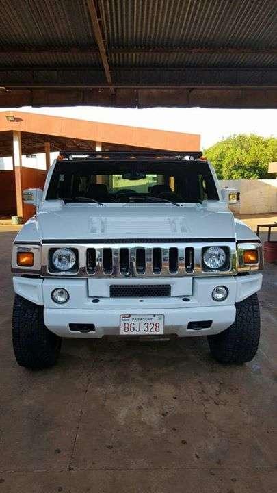Hummer H2 Pick-up 2007
