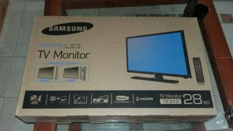 TV monitor Samsung de 24 pulgadas nuevo