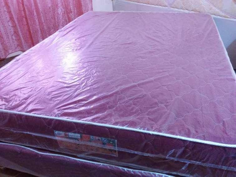 Sommier 1,40 x 1,90 metros base y colchón - 1