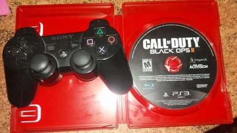 Call of Duty Black Ops 2 para PS3