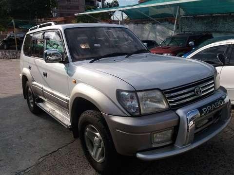 Toyota Prado 2000 diésel automático
