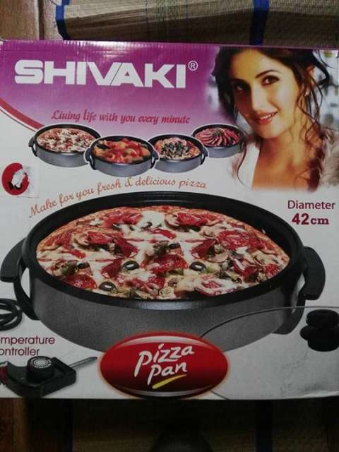 Olla eléctrica para pizza