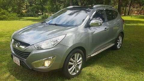 Hyundai Tucson diésel automático