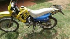 Moto trail Yamazuky 200 cc