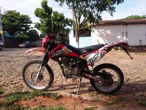 Moto kenton hunter 250 cc - Juancito Caballero - ID 271149
