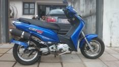 Moto Kenton City 125 Sport