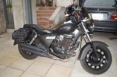 Moto Taiga Superlight 200 cc