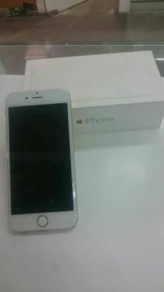 Iphone 6 dorado de 16 gb
