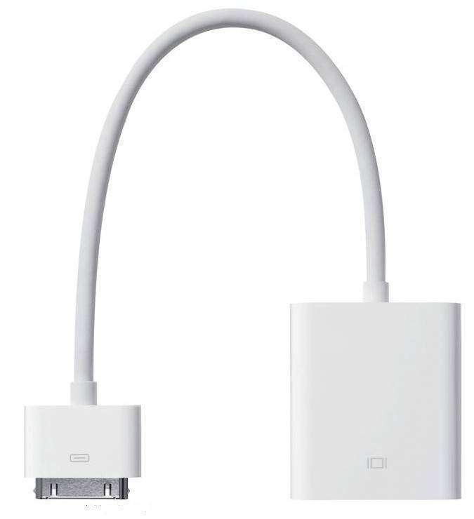 Adaptador iPad salida HDMI conector dock - 2