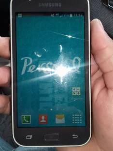 Samsung Galaxy J1 para personal fisurado