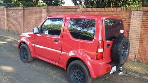 Suzuki Jimny de Censu