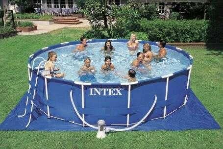 Piscina intex 2023662f - Cubre piscinas intex ...