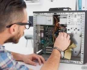 Técnico de computadoras a domicilio
