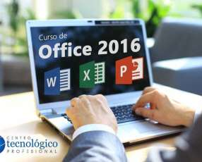 Curso Office 2016 Word Powerpoint Exel