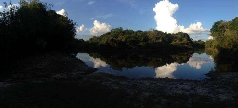 Terrenos en Arroyos y Estero a orillas del Rio Yhaguy - 3