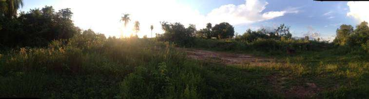 Terrenos en Arroyos y Estero a orillas del Rio Yhaguy