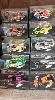 Autos Colección Lemmans escala 1:43