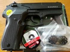 Kit de Pistola a CO2 Gamo PT80 4.5