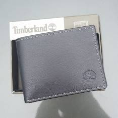 Billetera Timberland de cuero