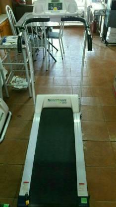Cinta de caminar tecnofitness tp810 para 120 kilos