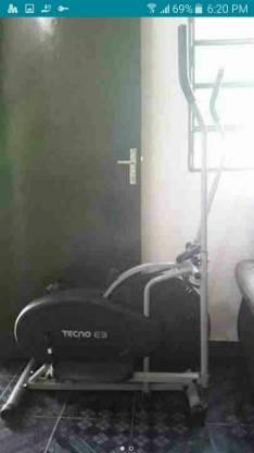 Bicicleta eliptica tecno E3