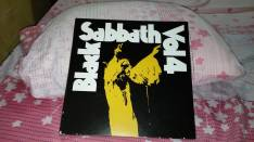 Vinilo 180 gramos BLACK SABBATH VOLUMEN 4