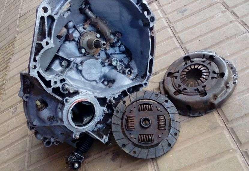 Caja mecánica Fiat Uno 5 velocidades - 2