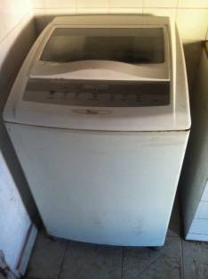 Lavarropas automático Whirlpool a reparar