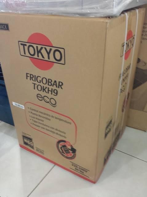 Heladera Frigobar Tokyo TOKH9 90 Litros