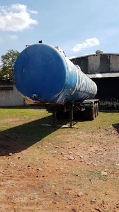 Tanque de Acero Inoxidable de 30.000 litros