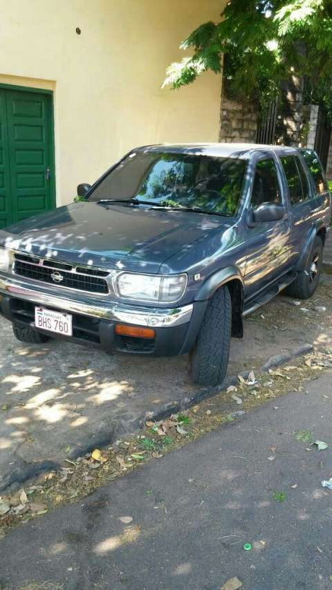 Nissan Terrano PR50 1999 impecable