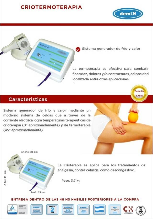 Criotermoterapia