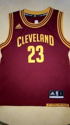 Uniforme para niño de 5 años de NBA original