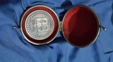 Medallas Antiguas Del Paraguay y Brasil