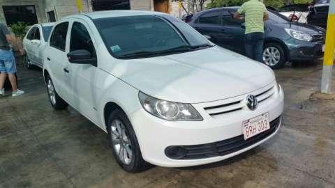 Volkswagen Gol Trend 2012 de Diesa